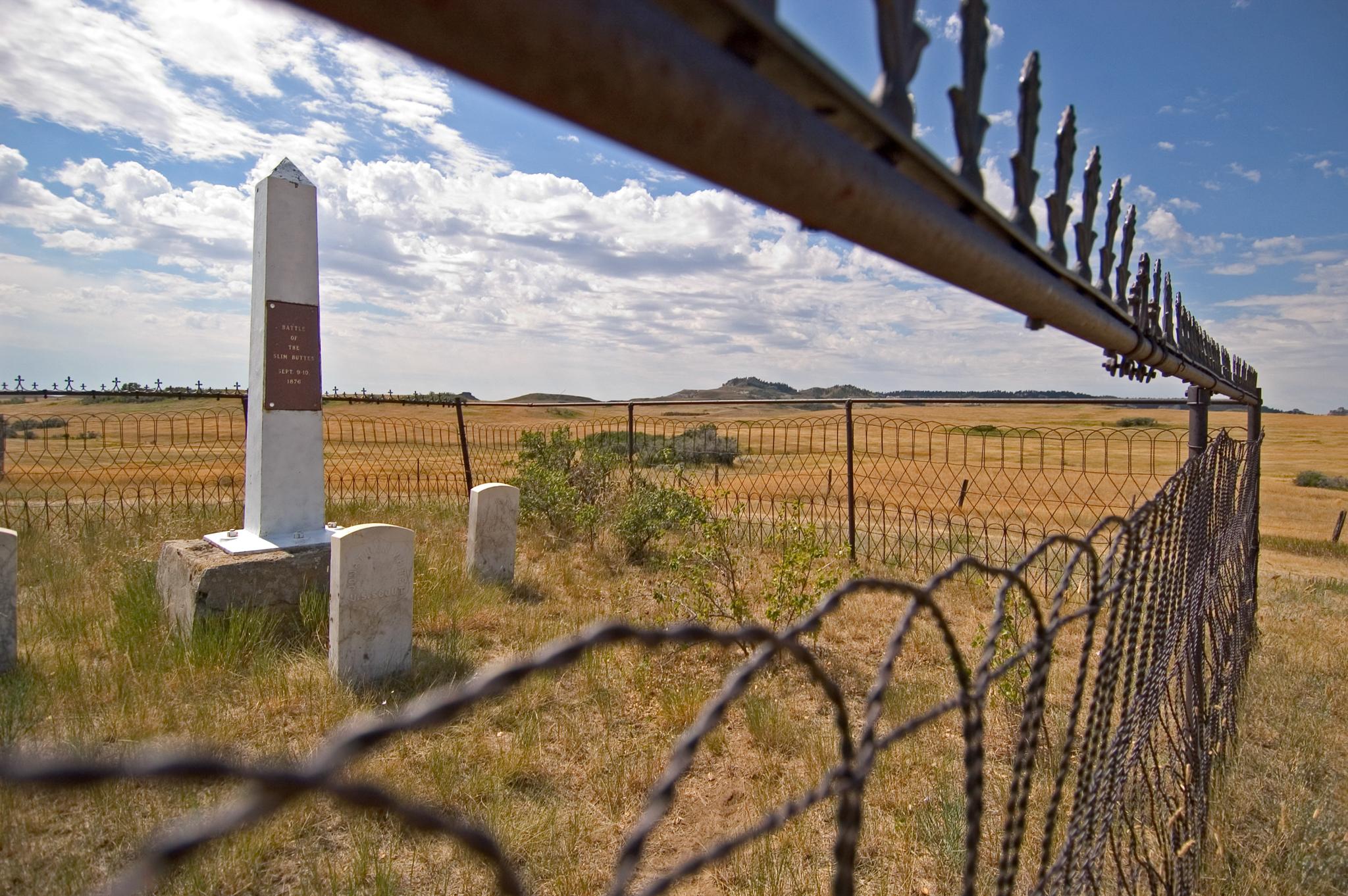 Battle Of Slim Buttes Black Hills Amp Badlands South Dakota