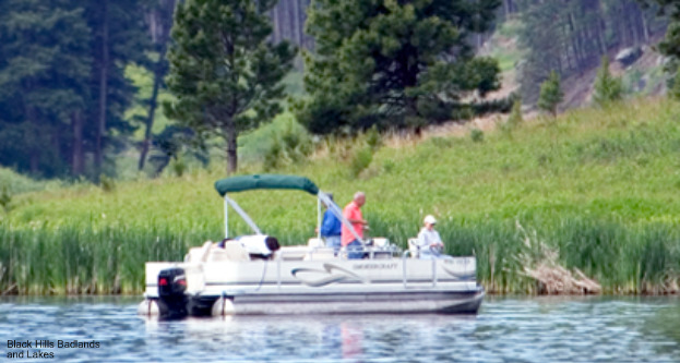 Fishing in the Black Hills