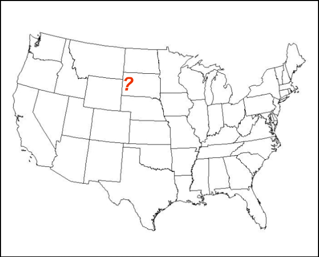 where do we belong black hills travel blog Us Regions us states oultine map623