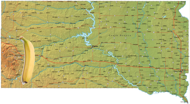 Interstate Travel Weather Map.The Banana Belt Father In Law Knows Best Black Hills Travel Blog