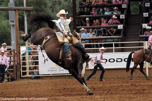 Days Of 76 Rodeo Named Nation S Best Black Hills Travel