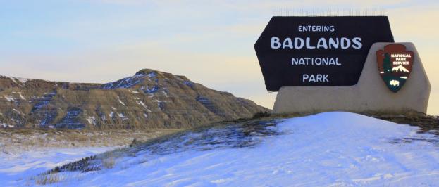 badlands entry623