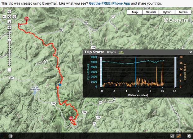 Black Hills Elevation Map.New Tool For Black Hills Hikers Black Hills Travel Blog