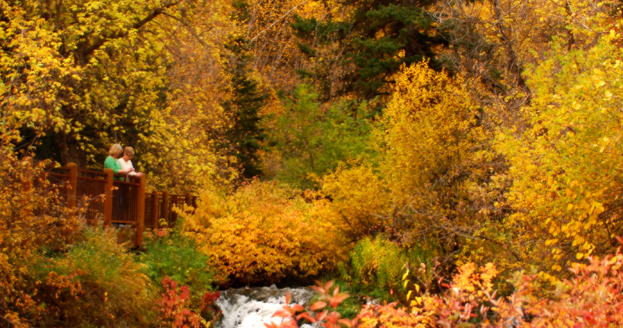 how to get to spearfish falls