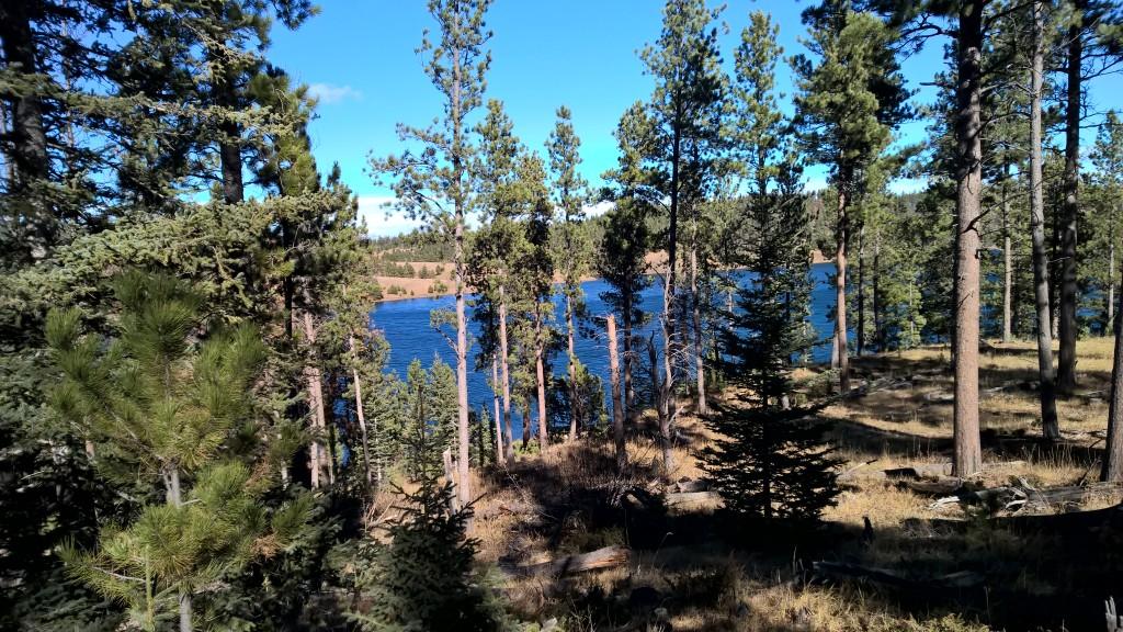 Deerfield lake loop 6