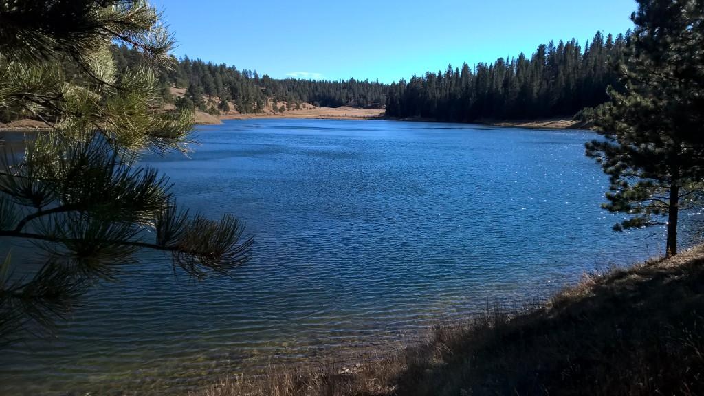 Deerfield lake loop 7