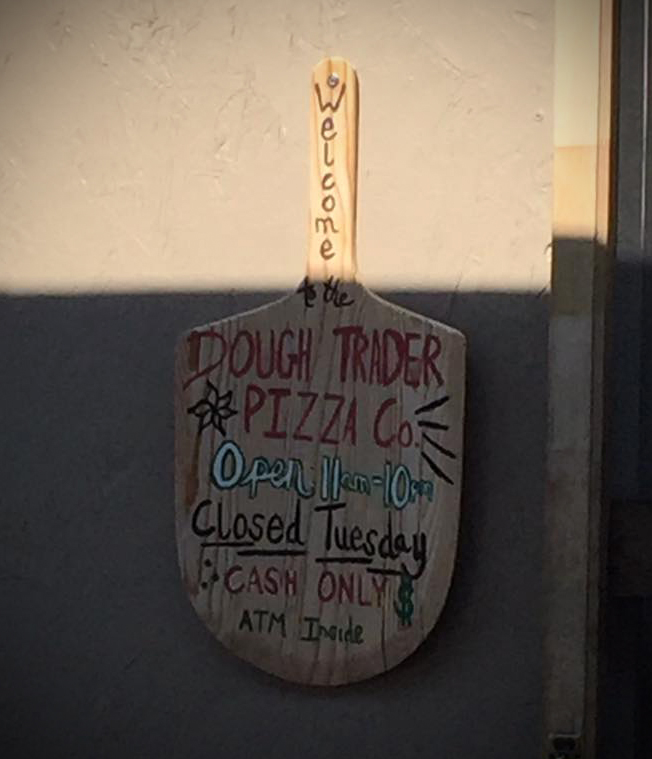 Dough Trader Pizza Company in Spearfish.