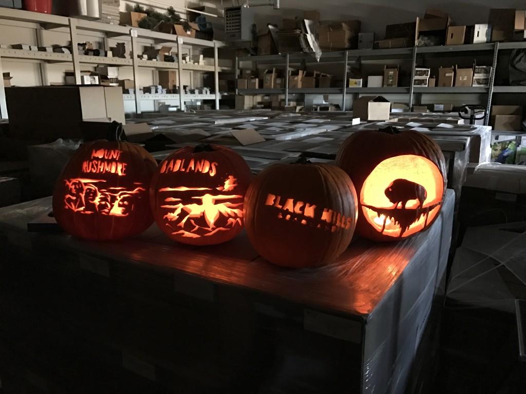 Black Hills Pumpkin Templates