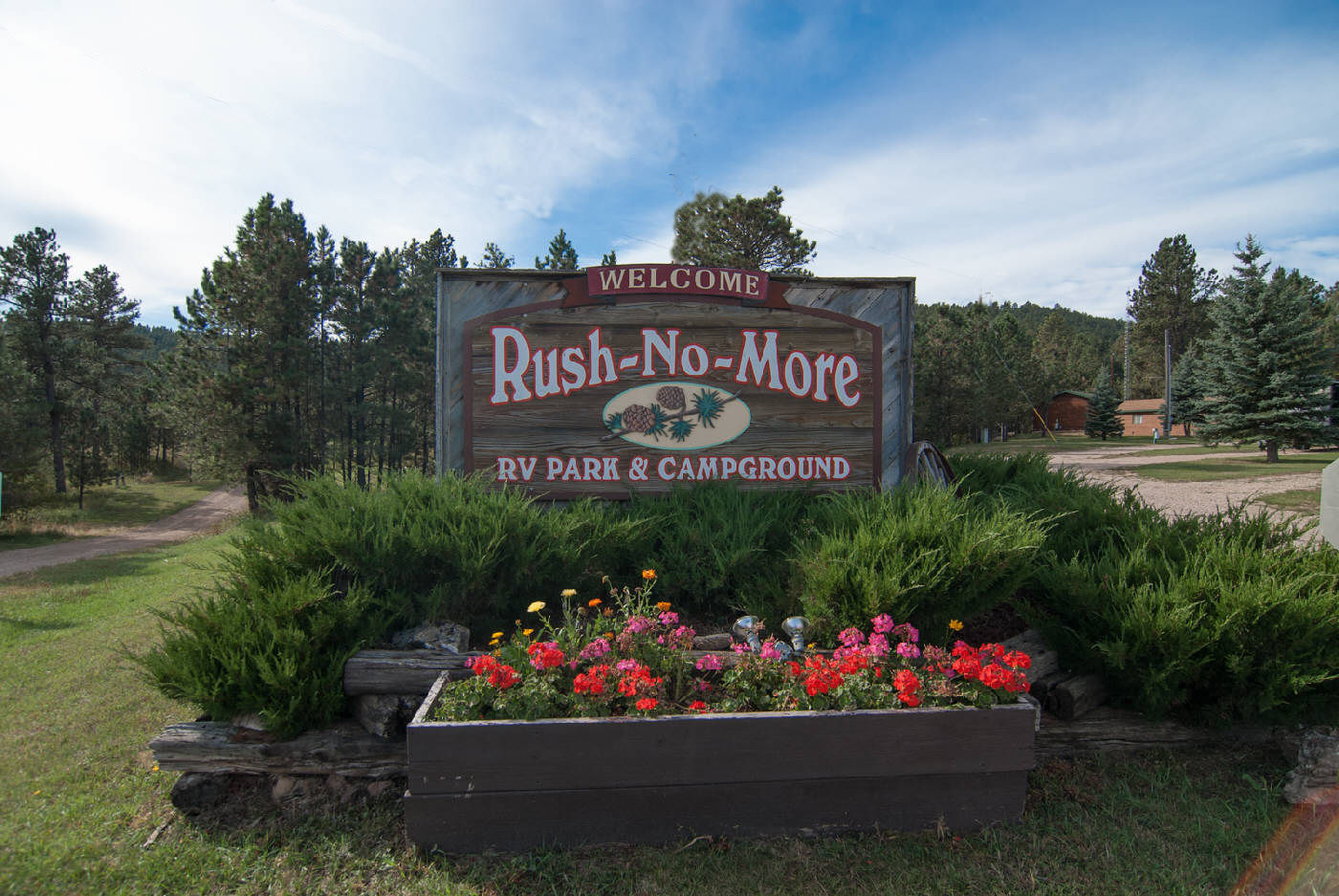 Rush No More Rv Park Amp Campground Black Hills Amp Badlands