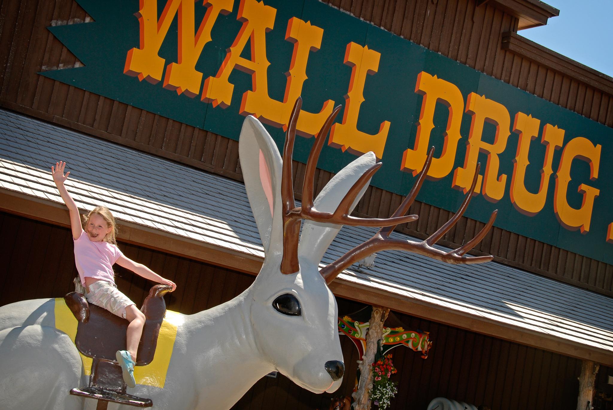 Wall Drug Store Black Hills Amp Badlands South Dakota