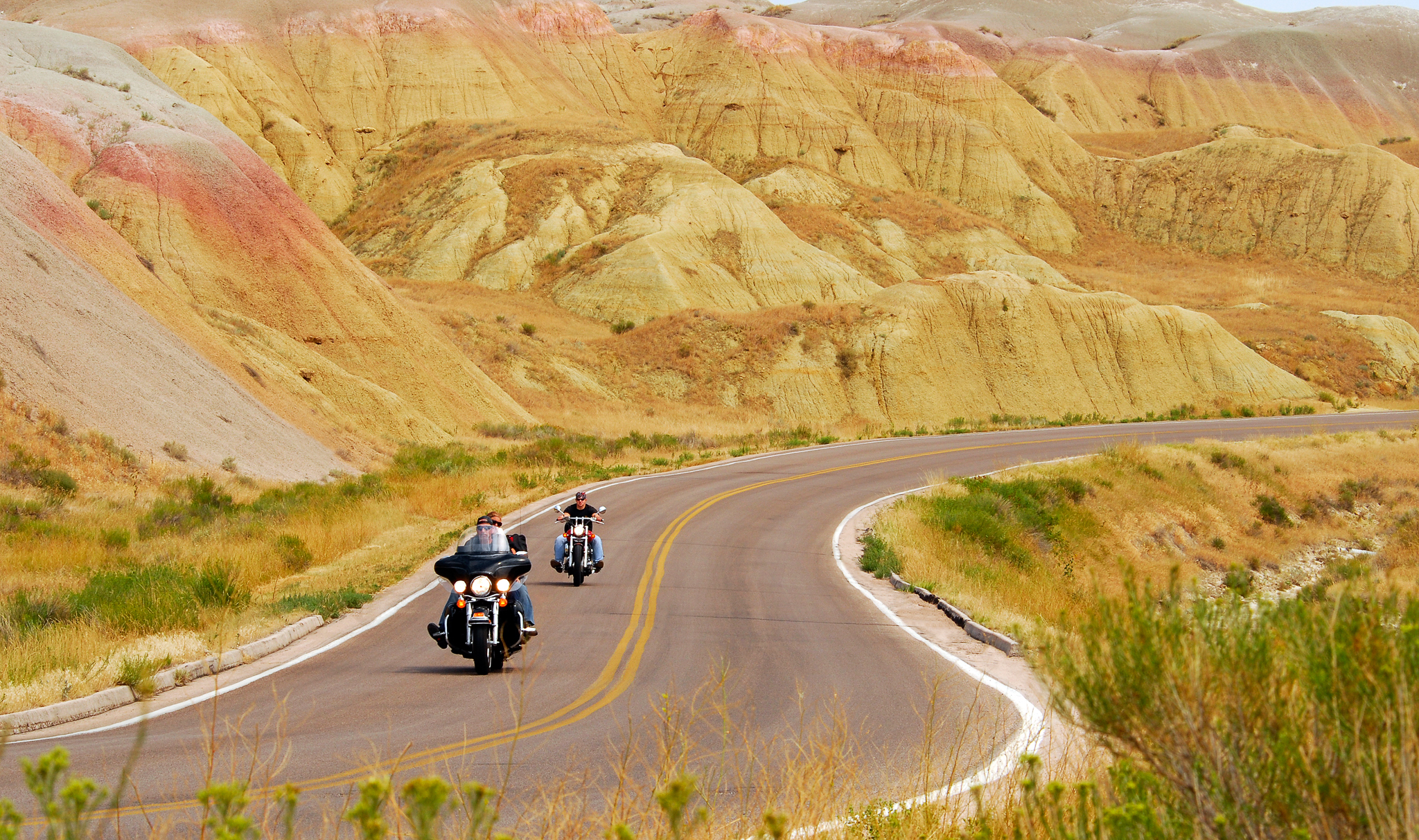 Motorcycle Touring Black Hills Amp Badlands South Dakota