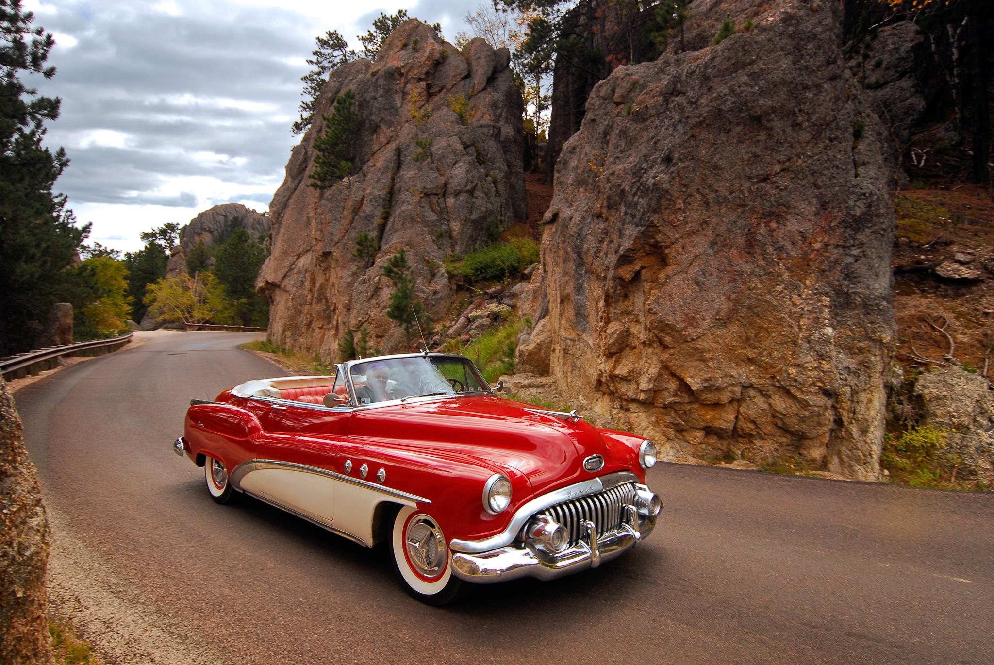 Scenic Drives Amp Byways Black Hills Amp Badlands South Dakota
