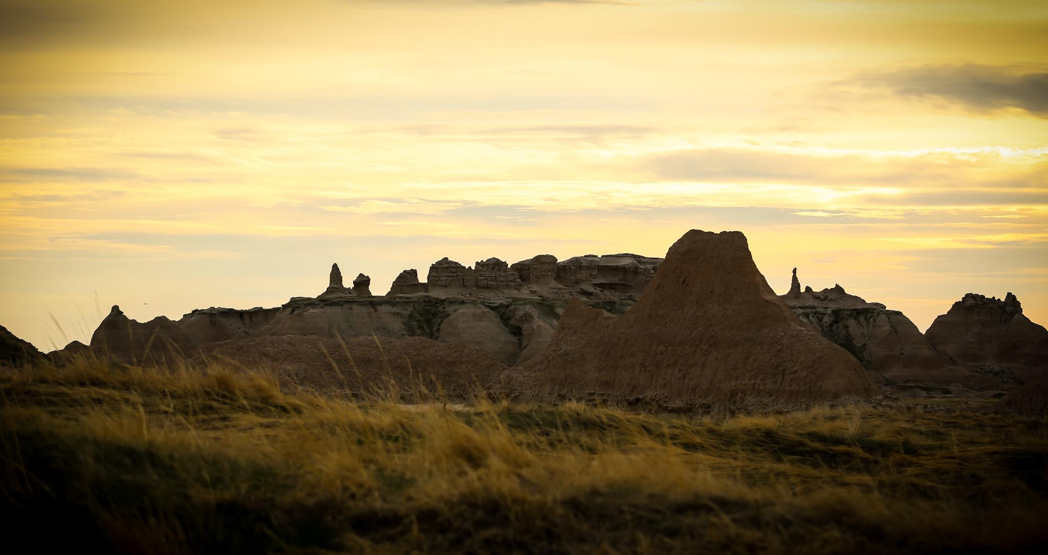 Badlands National Park Black Hills Amp Badlands South Dakota