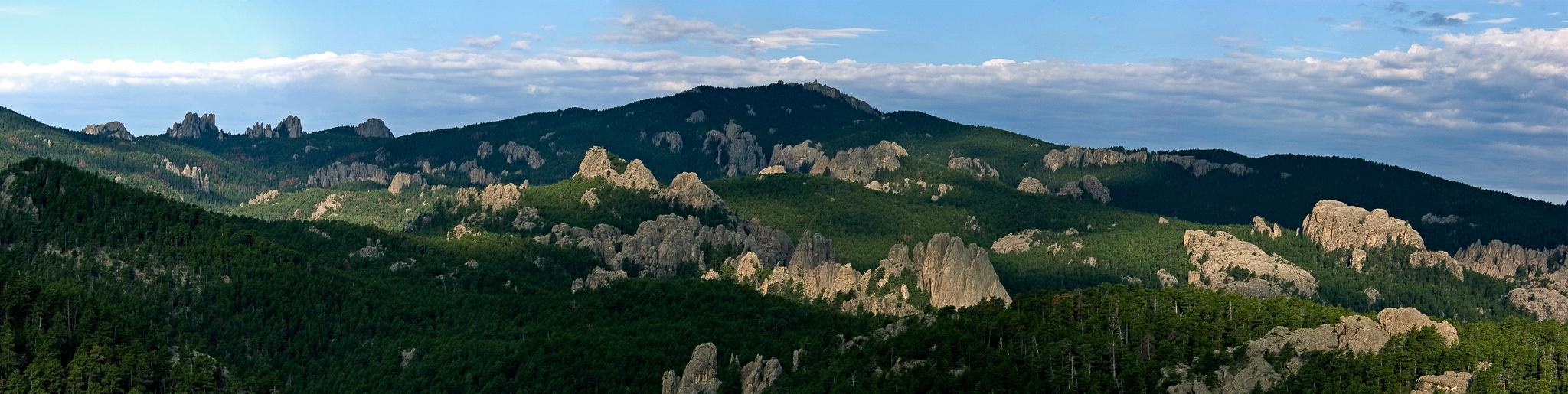 Black Hills National Forest   Black Hills & Badlands - South ...