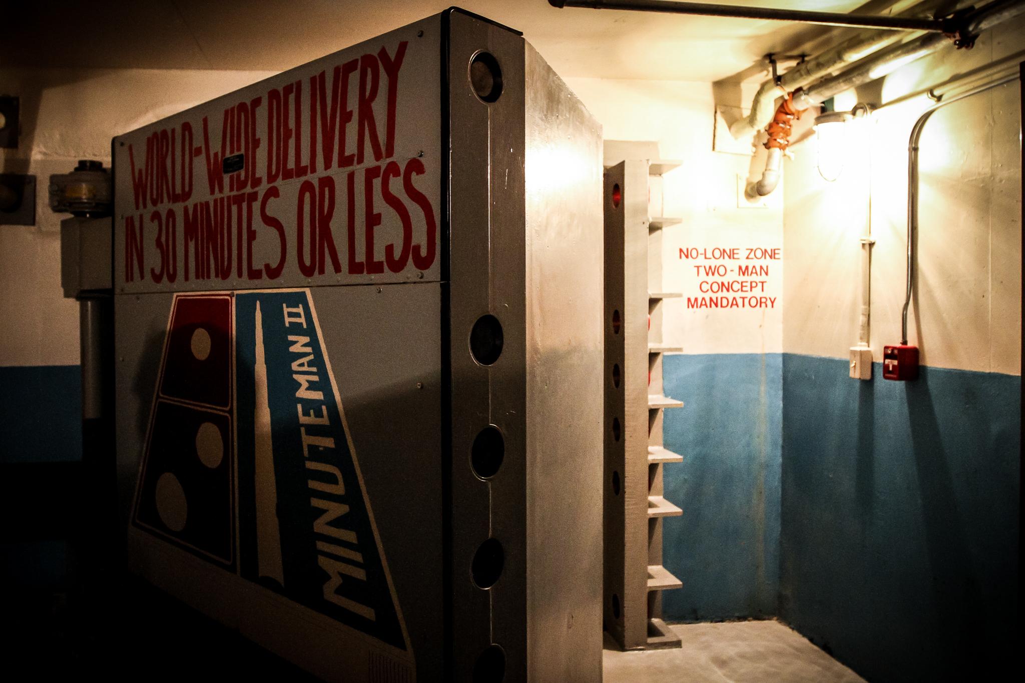 Minuteman Missile National Historic Site Black Hills
