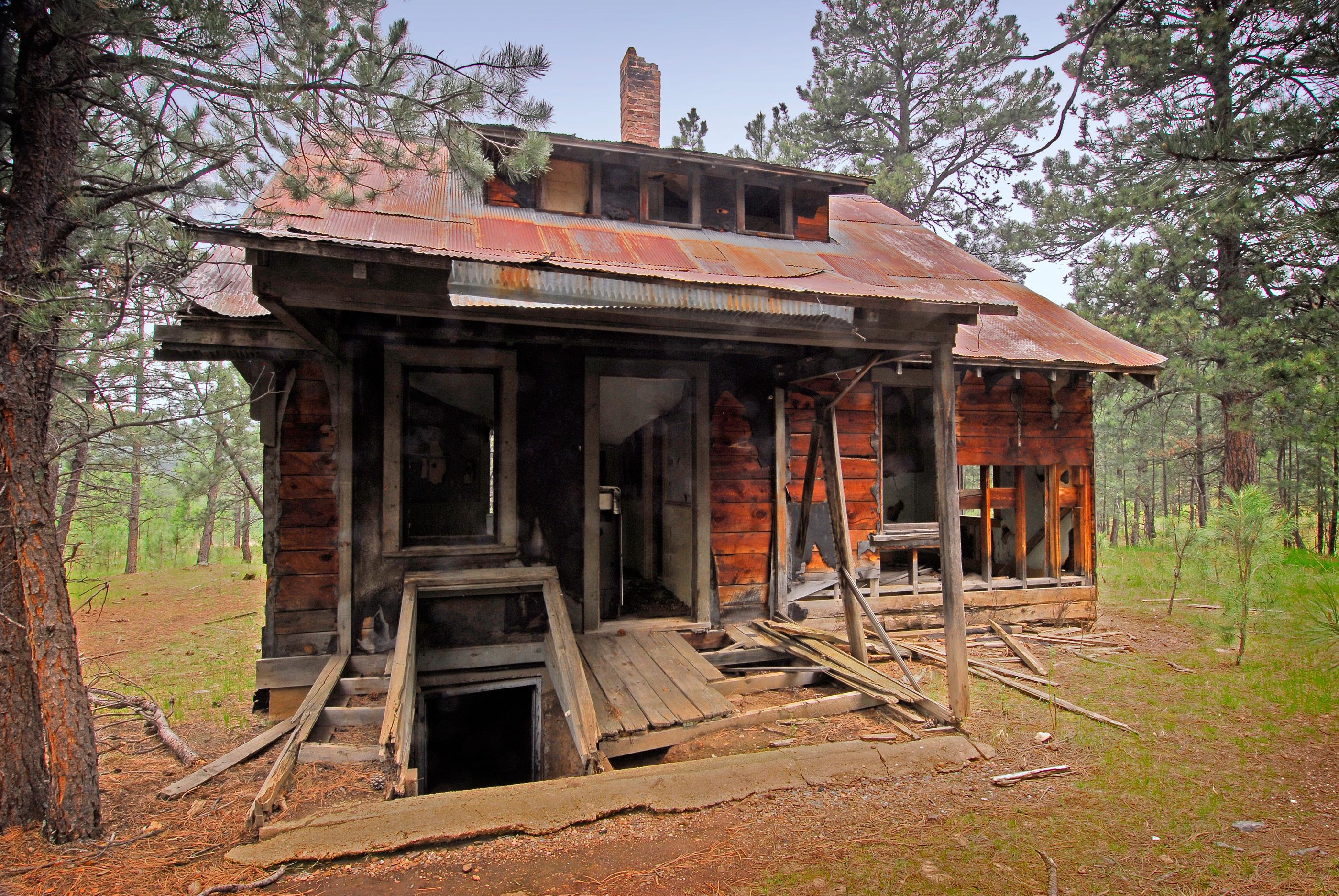 Spokane Black Hills Ghost Town | Black Hills & Badlands - South Dakota