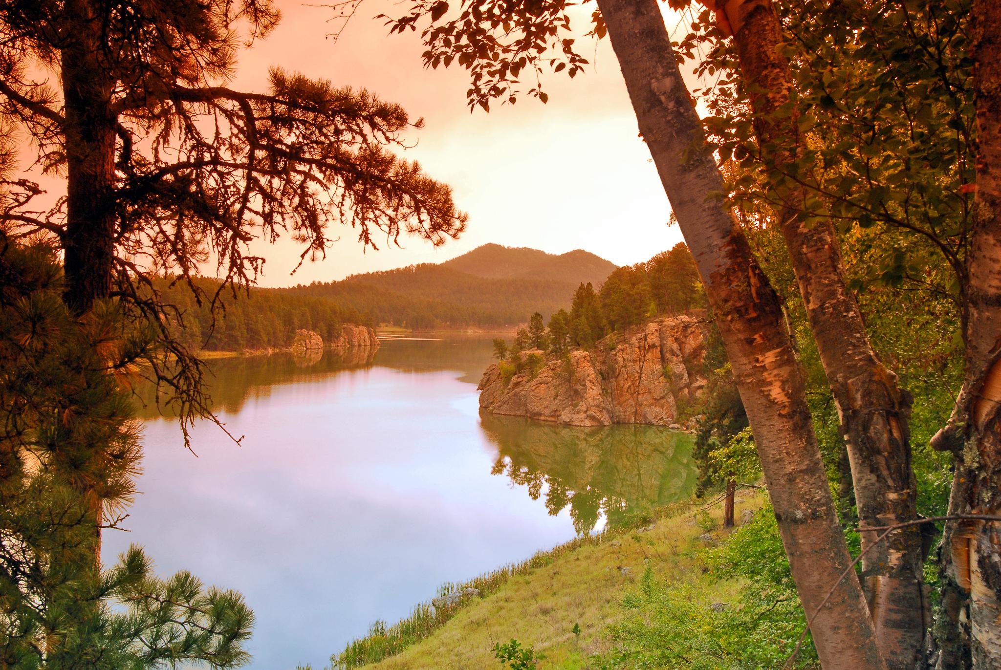 Stockade Lake Black Hills Amp Badlands South Dakota
