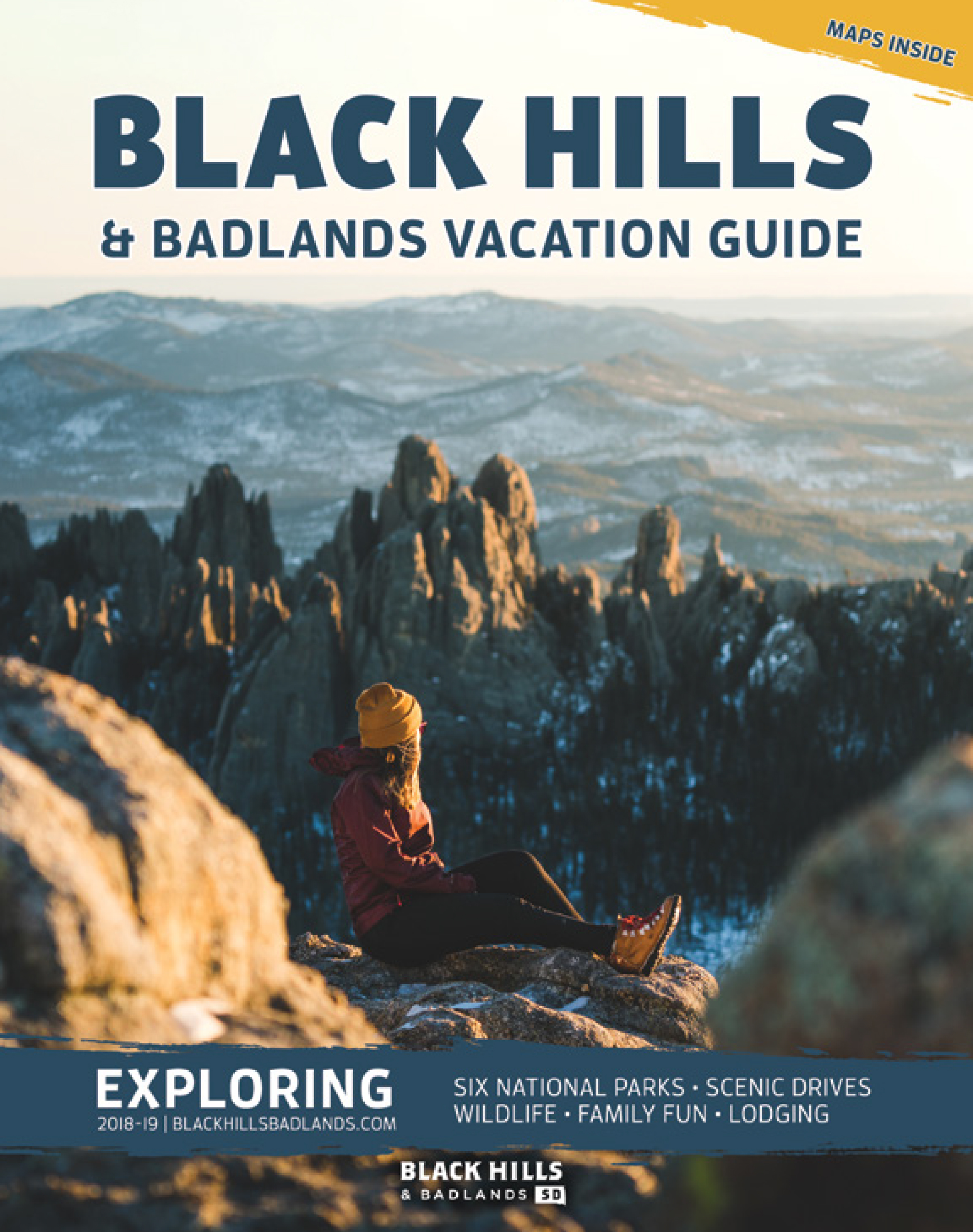 Black Hills & Badlands Winter Vacation Guide