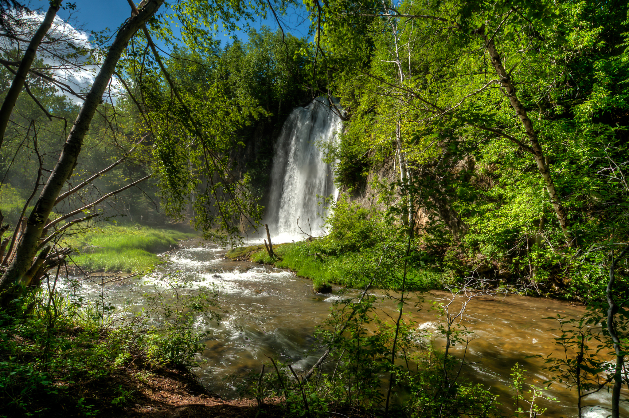 Spearfish Canyon Scenic Byway Black Hills Amp Badlands