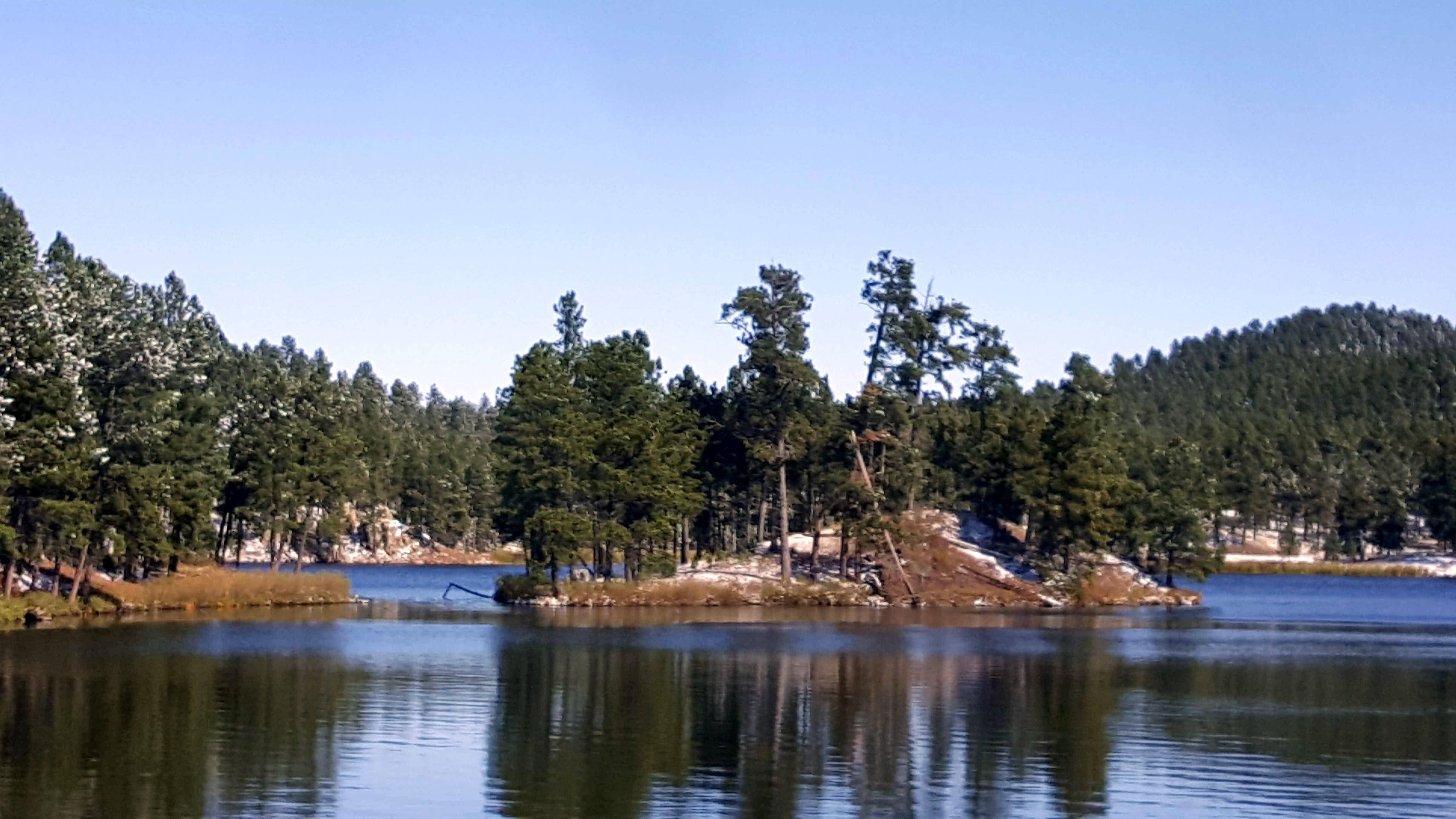 Sylvan Lake Reflections