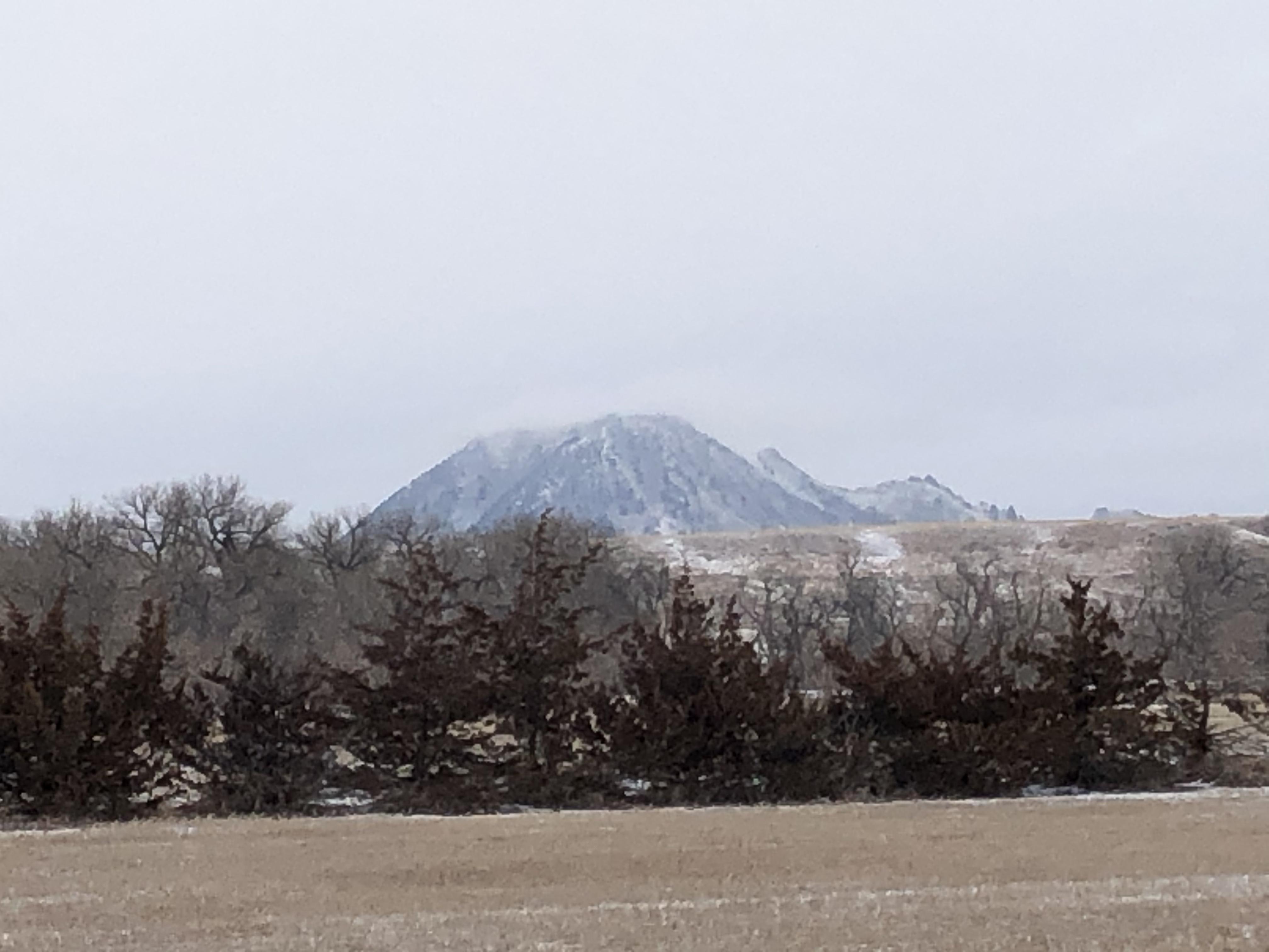 Snow Bear Butte