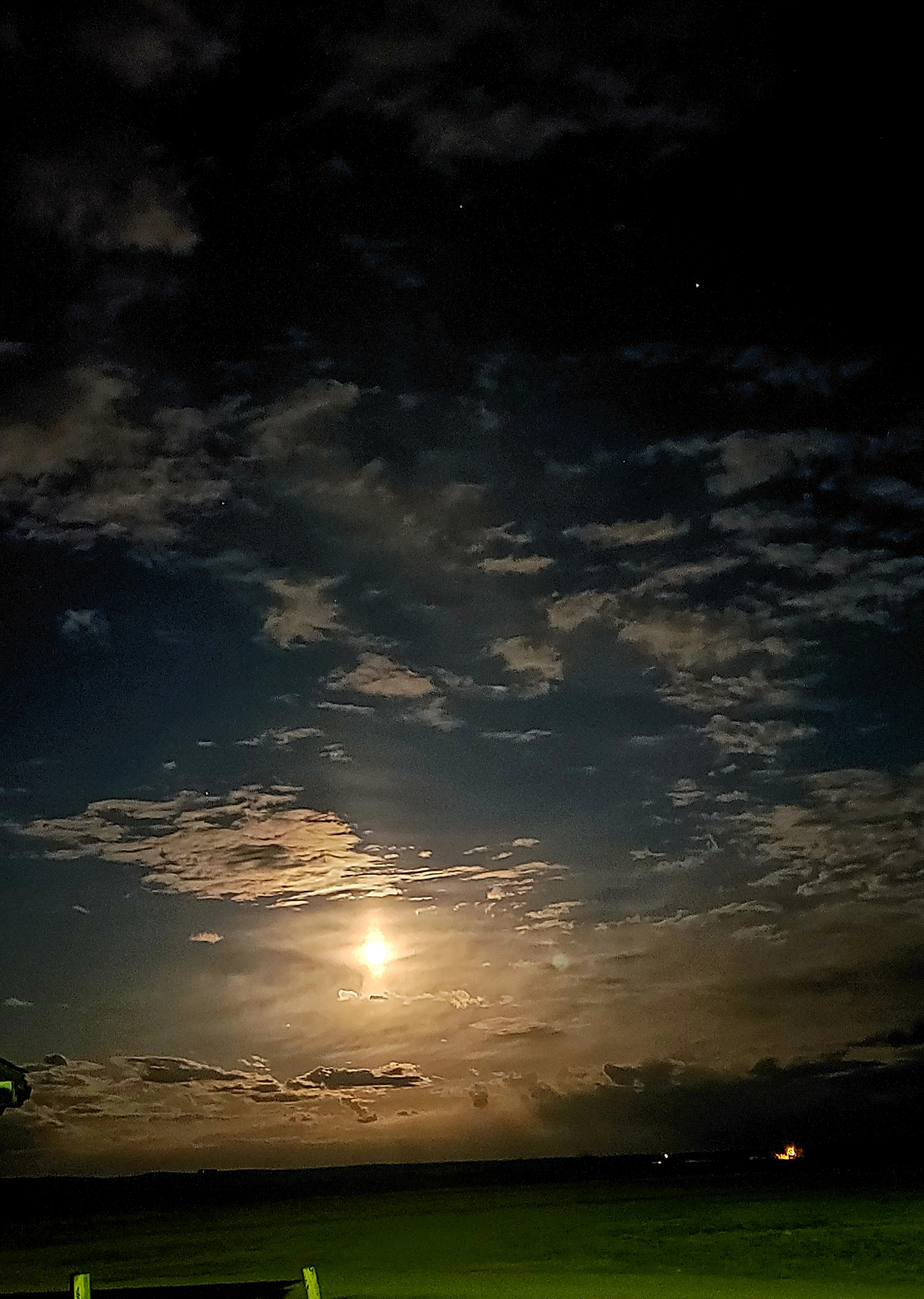 3/9/20 Worm Moon Rising