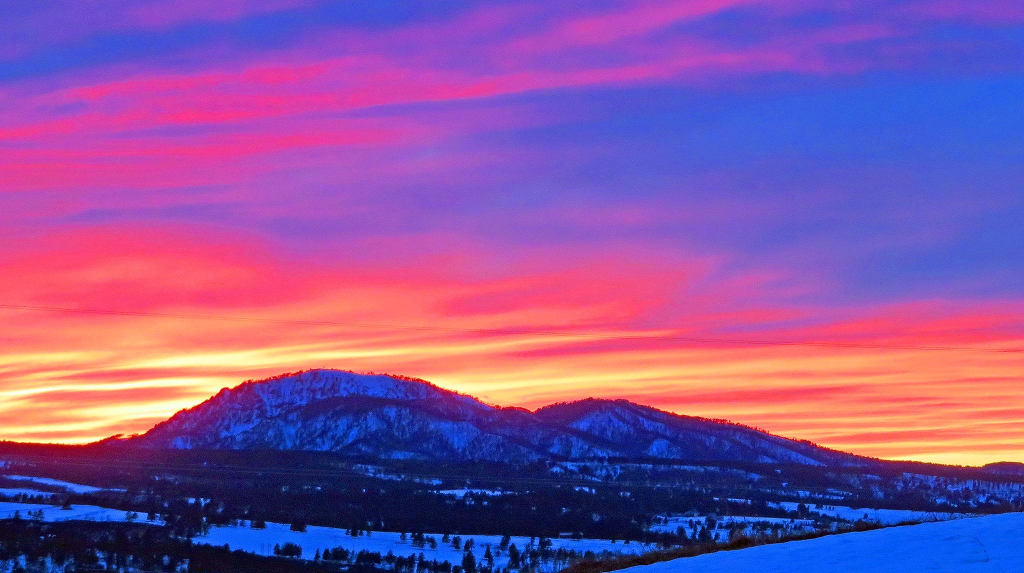 Goodnight Crow Peak
