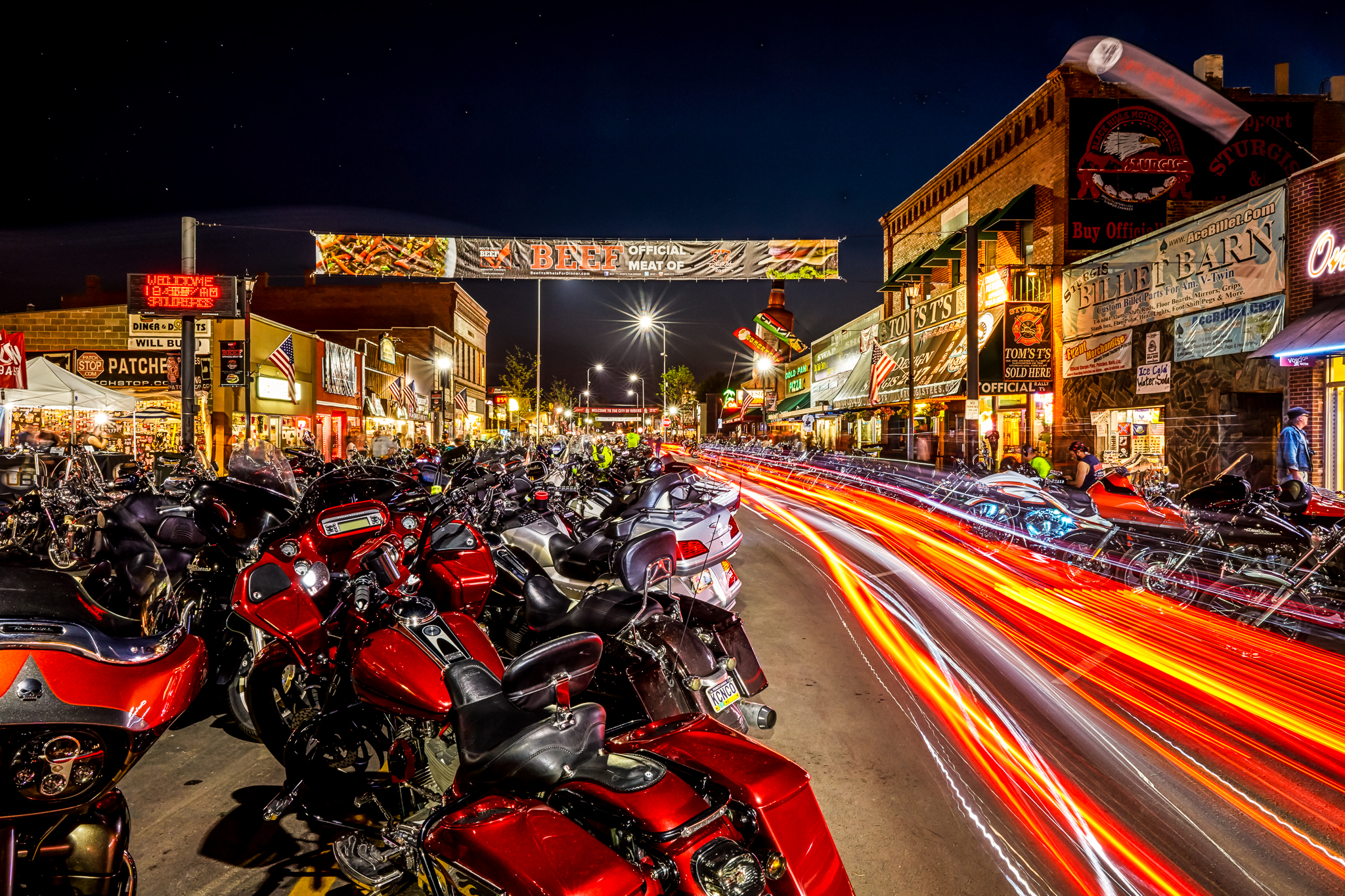80th Annual Sturgis Motorcycle Rally Black Hills