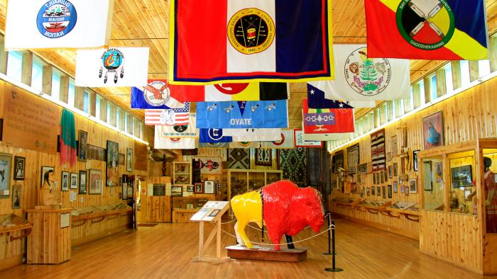 Crazy Horse Orientation & Communications Center