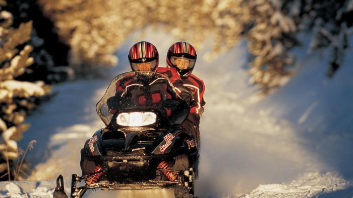 Snowmobile Rentals