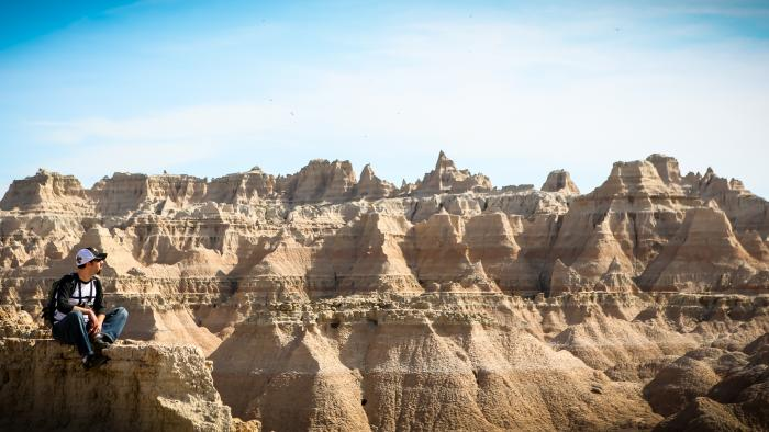 Badlands National Park | Photo by: Shawna Valladolid