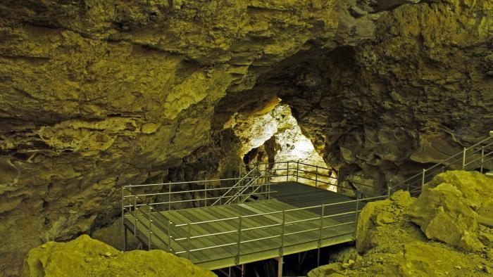 Discovery Tour at Jewel Cave | NPS Photo: Eric Dodd