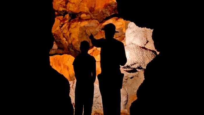 Cave Tours at Jewel Cave National Monument