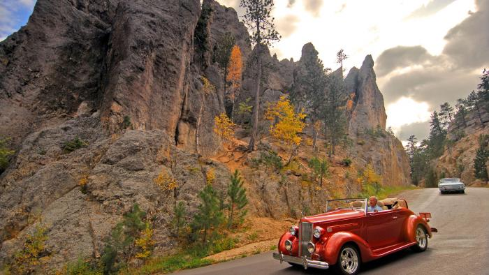 Peter Norbeck Scenic Byway