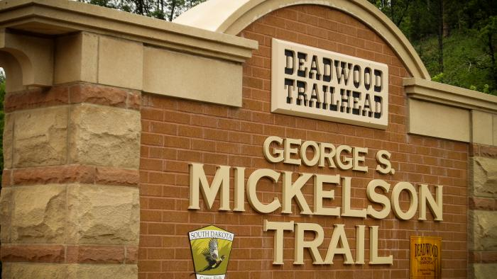 Deadwood Trailhead