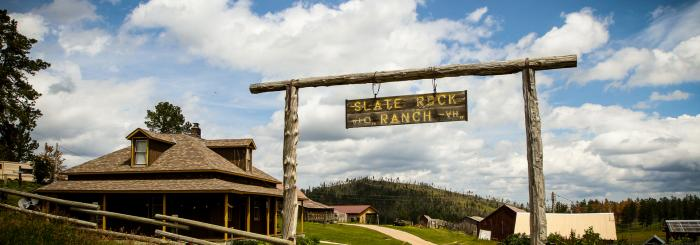 Alexander's Slate Rock Ranch