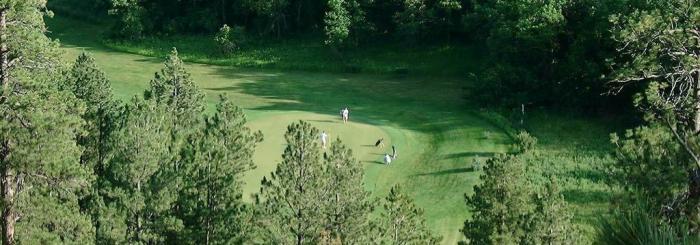 Boulder Canyon Golf Club at Apple Springs