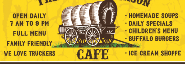 The Covered Wagon Cafe