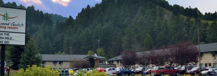 Gaming at Deadwood Gulch Gaming Resort