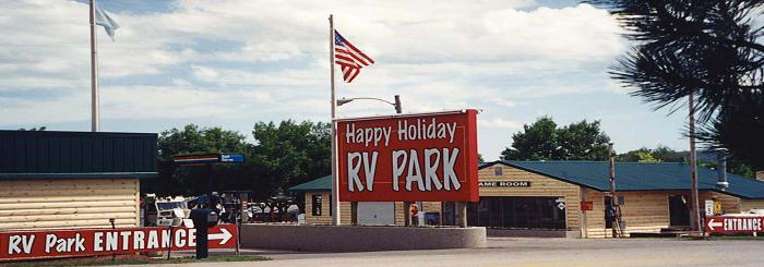 Happy Holiday Motel & Cabins