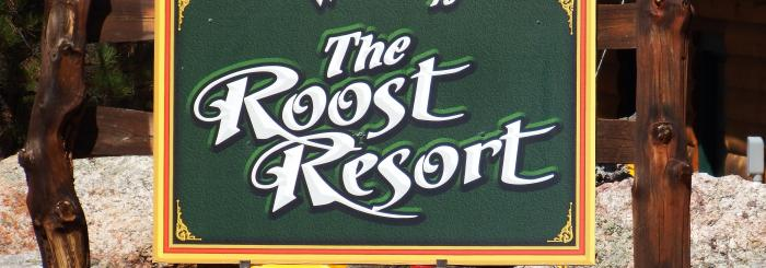 The Roost Resort
