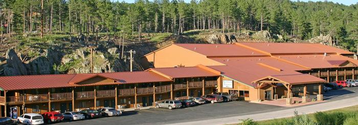 Rushmore Express Inn & Family Suites