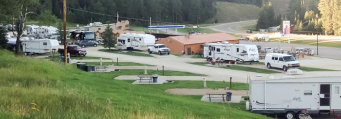 Steel Wheel Campground