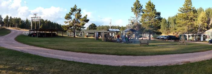 Whispering Winds Cottages & Campground