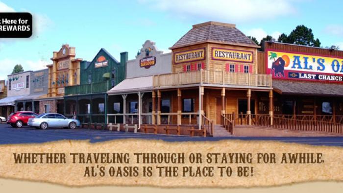 Al's Oasis