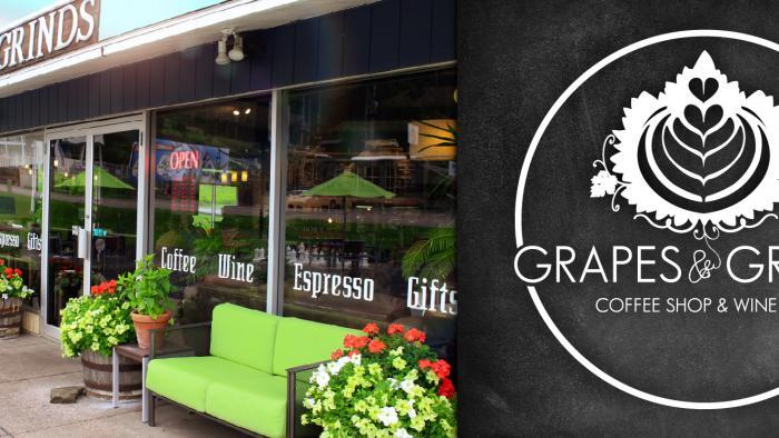 Grapes & Grinds