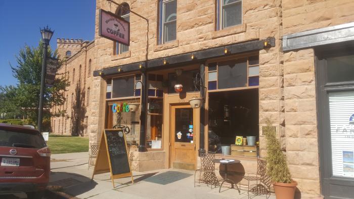 Mornin' Sunshine Coffee Shop