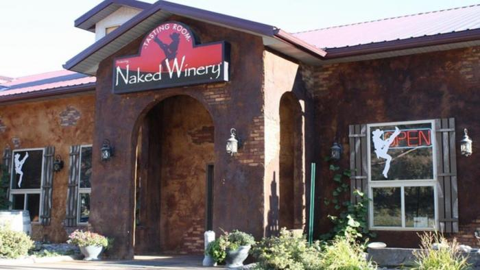 Naked Winery Tasting Room