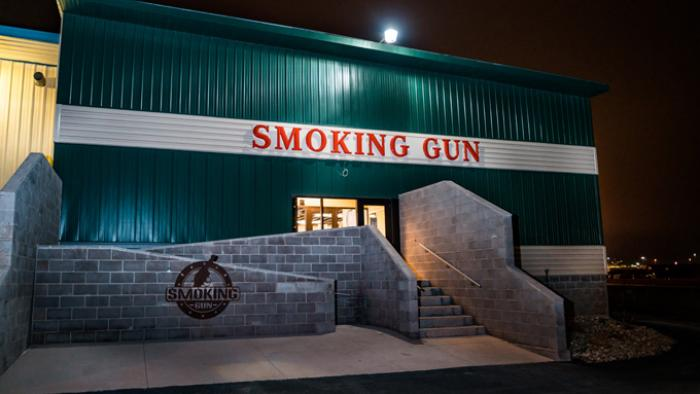 Smoking Gun Indoor Range & Training Center