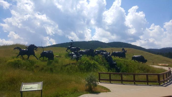 Tatanka - Story of the Bison